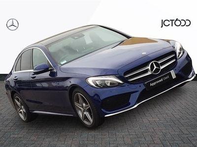 used Mercedes C250 C Classd AMG Line Premium plus Saloon 2.2 4dr