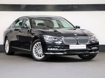 used BMW 740 Le xDrive Exclusive Saloon