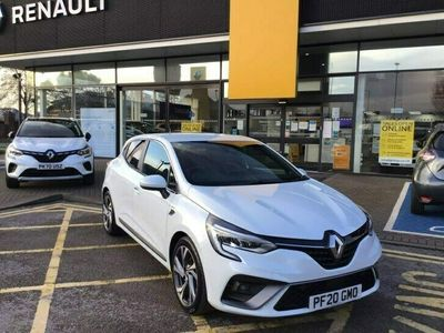 used Renault Clio R.S. 1.6 E-TECH Line Hatchback 5dr Petrol Hybrid Auto (s/s) (140 ps)