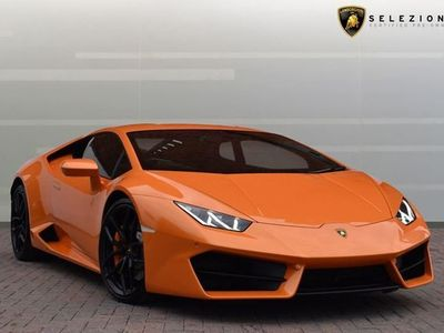 used Lamborghini Huracán LP 580-2 2dr LDF