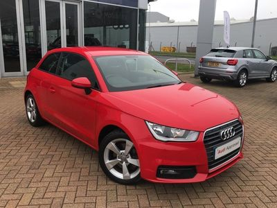 used Audi A1 2016 Eastbourne Sport 1.4 TFSI 125 PS 6 speed