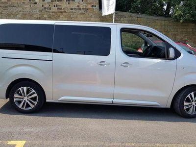 used Peugeot Traveller 2.0 BlueHDi Allure Standard MPV (s/s) 5dr (8 Seat)