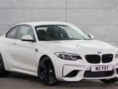 used BMW M2 M2Coupe Auto 2-Door