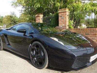 used Lamborghini Gallardo V10 COUPE - RARE MANUAL- BEAUTIFUL CONDITION 2005