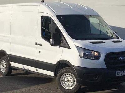 used Ford Transit 2.0 EcoBlue 105ps H2 Leader Van, 2019 (69)