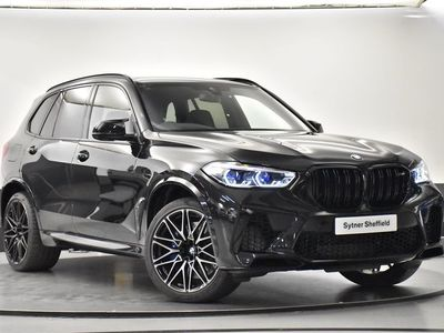 used BMW X5 M X5ESTATE xDrive M Competition 5dr Step Auto