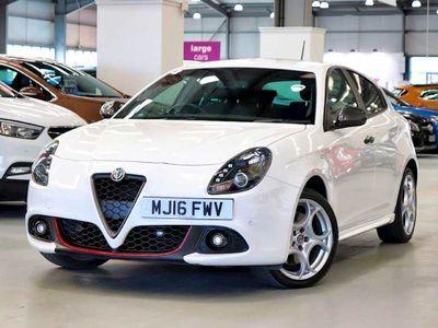 used Alfa Romeo Giulietta 1.4 TB MultiAir 150 Speciale 5dr Hatchback 2016