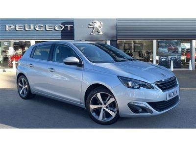 used Peugeot 308 1.2 PureTech 130 Allure 5dr