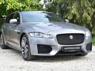 used Jaguar XF Sportbrake 2.0 i4 Petrol (250PS) Chequered Flag 5dr