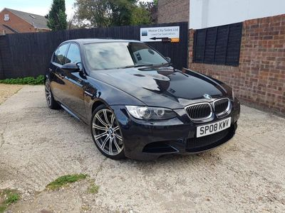 used BMW M3 M34dr