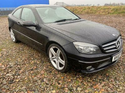 used Mercedes CLC180 CLCSport 3dr Auto