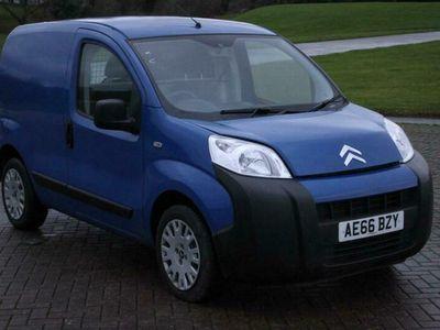 used Citroën Nemo 1.3 HDi 16v Enterprise Panel Van 3dr (EU 6)