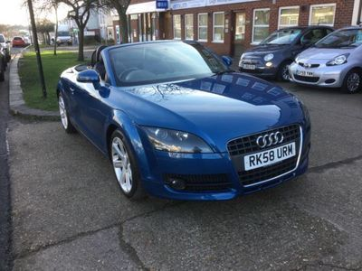used Audi TT Roadster 2.0T FSI S Tronic Auto Other 2008