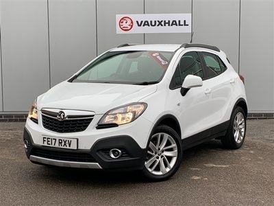used Vauxhall Mokka 1.6 EXCLUSIV CDTI S/S suv diesel hatchback