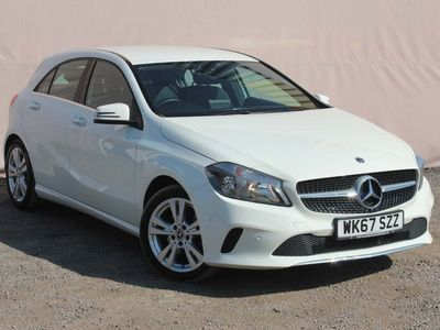 used Mercedes A200 A Class 2.1Sport (Executive) 7G-DCT (s/s) 5dr