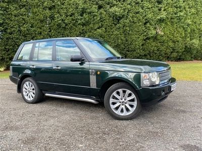 used Land Rover Range Rover 2.9 TD6 HSE 5d 175 BHP