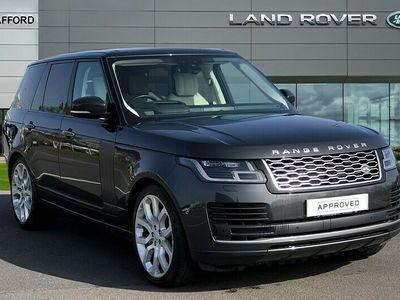 used Land Rover Range Rover 3.0 TDV6 (258hp) Vogue SE 5dr
