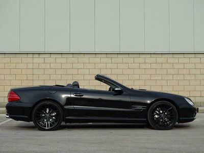used Mercedes SL600 SL Series2dr Tip Auto Bi-Turbo