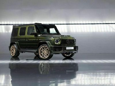 used Mercedes G63 AMG G-Class 4.0AMG (s/s)