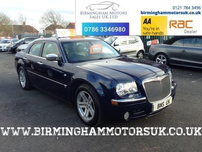 used Chrysler 300C Saloon 3.5 V6 4d Auto