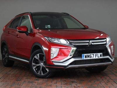 used Mitsubishi Eclipse Cross 1.5 First Edition 5dr CVT 4WD
