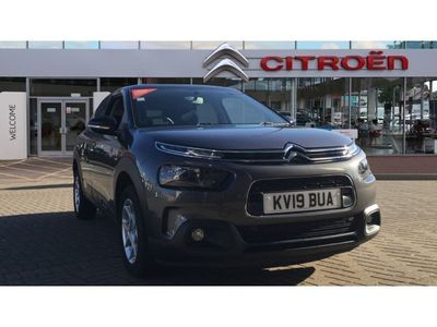 used Citroën C4 Cactus 2019 Leicester 1.2 PureTech Feel 5dr [6 Speed] Petrol Hatchback