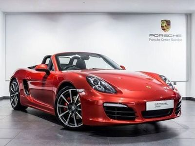 used Porsche Boxster 3.4 S 2dr