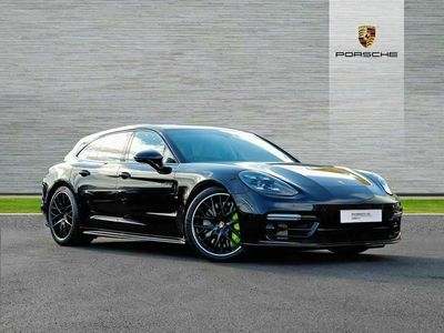 used Porsche Panamera Turbo S 4.0 V8 E-Hybrid 5dr PDK sport turismo