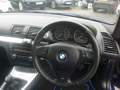 used BMW 123 1-Series Coupe d M Sport 2d