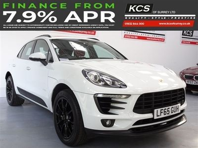 used Porsche Macan 3.0 S PDK 5d 340 BHP PAN ROOF - 10K FACTORY OPTIONS