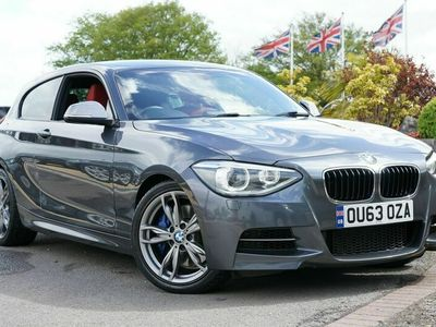 used BMW M135 1 SERIES 3.0 I 3dr