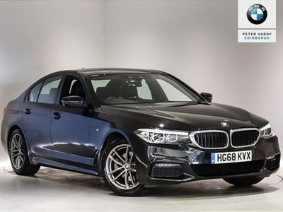 used BMW 520 5 Series d M Sport Saloon 2.0 4dr