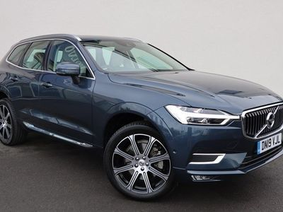 used Volvo XC60 2.0 T5 [250] Inscription Pro 5dr AWD Geartronic