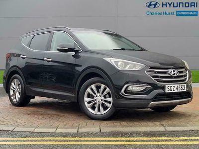 used Hyundai Santa Fe 2.2 Crdi Blue Drive Premium 5Dr Auto [5 Seats]