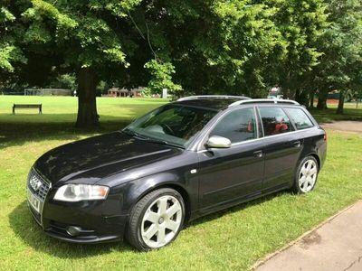 used Audi S4 Avant 4.2 quattro 5dr