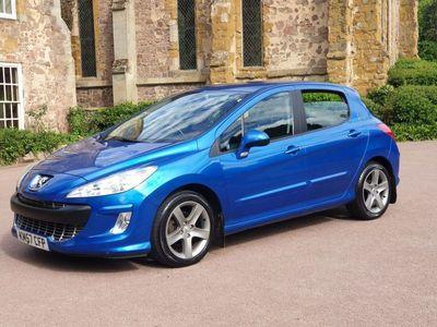used Peugeot 308 1.6 HDi FAP Sport 5dr