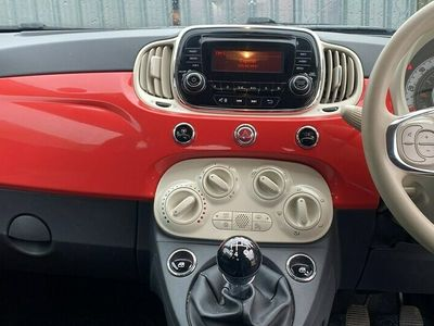 used Fiat 500 My17 1.2 69hp Pop 3dr