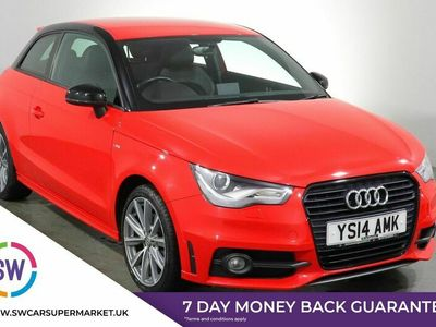 used Audi A1 TFSI S LINE STYLE EDITION 1.4 3dr