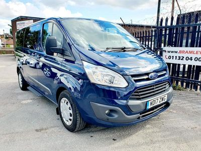 used Ford Custom Tourneo2.0 TDCi 310 Zetec Bus L2 5dr (8 Seats)