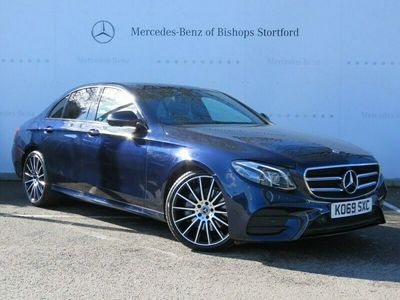 used Mercedes E300 E Class 2.0AMG Line Night Edition (Premium Plus) Saloon 4dr Diesel G-Tronic+ (s/s) (245 ps)