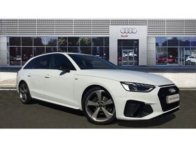 used Audi A4 35 TFSI Black Edition 5dr S Tronic