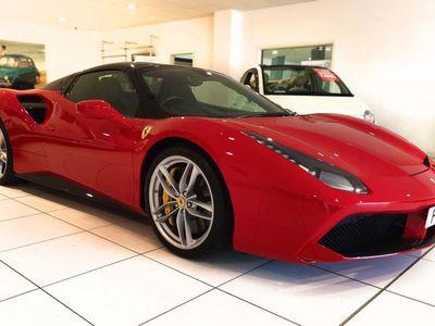 used Ferrari 488 3.9T V8 Spider F1 DCT (s/s) 2dr
