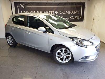used Vauxhall Corsa PETROL MANUAL HATCHBACK 5 DOORS