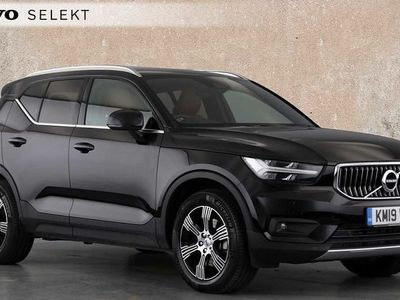 used Volvo XC40 Inscription D3 AWD Automatic 2.0 5dr