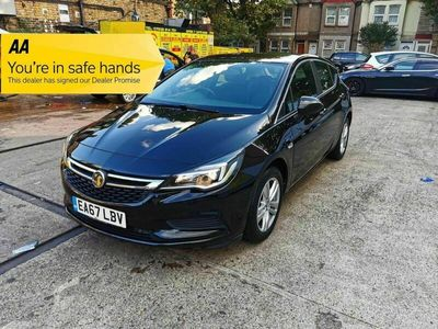 used Vauxhall Astra 1.6 CDTi BlueInjection Tech Line Nav Auto 5dr