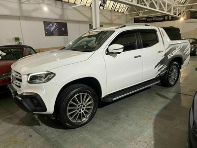used Mercedes X250 X Class 2.3Element Double Cab Pickup Auto 4MATIC 4dr
