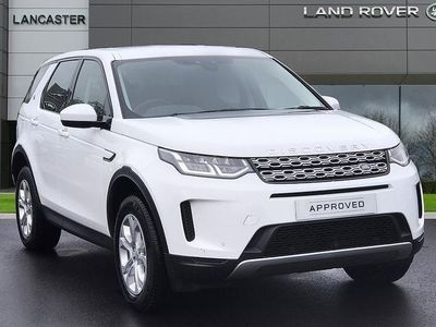 used Land Rover Discovery Sport S