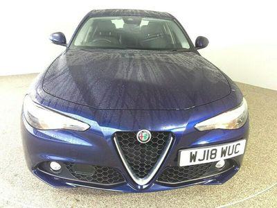 used Alfa Romeo Giulia Saloon 2.0 TB Super 4dr Auto 2018