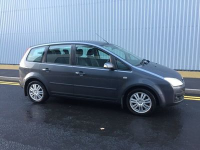 used Ford C-MAX 1.6 TDCi Ghia 5dr