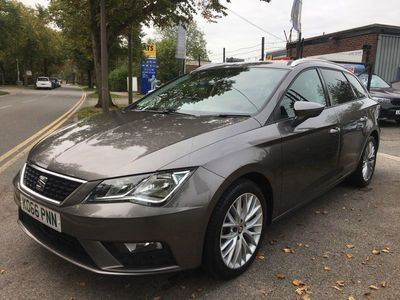used Seat Leon ST 1.6 TDI SE Dynamic Technology (s/s) 5dr